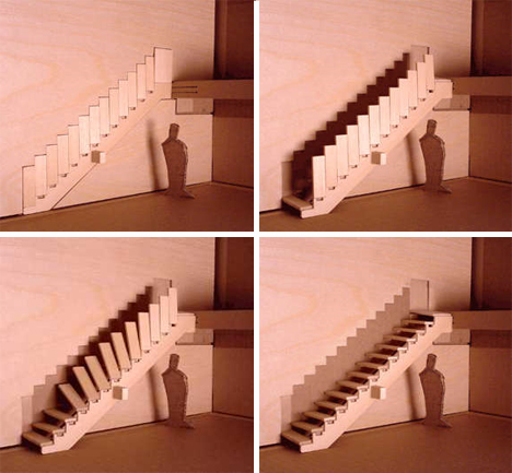 Although Many Of These Staircases Wouldnu0027t Fly In The Good Oleu0027 Litigious  USA, They Are Indeed Very Cool! See Lots More, And Read All About U0027em Here.