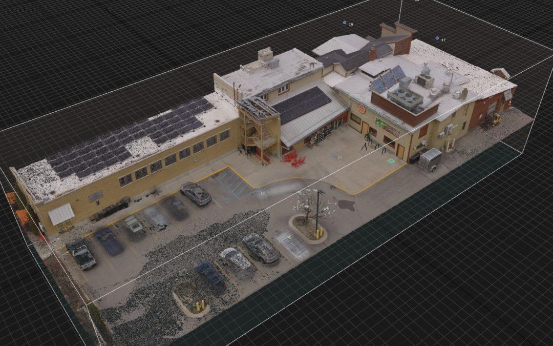 Oryana 3D Site Analysis