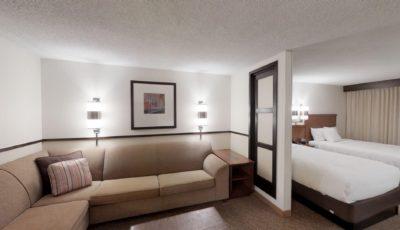Hyatt Place 3D Model