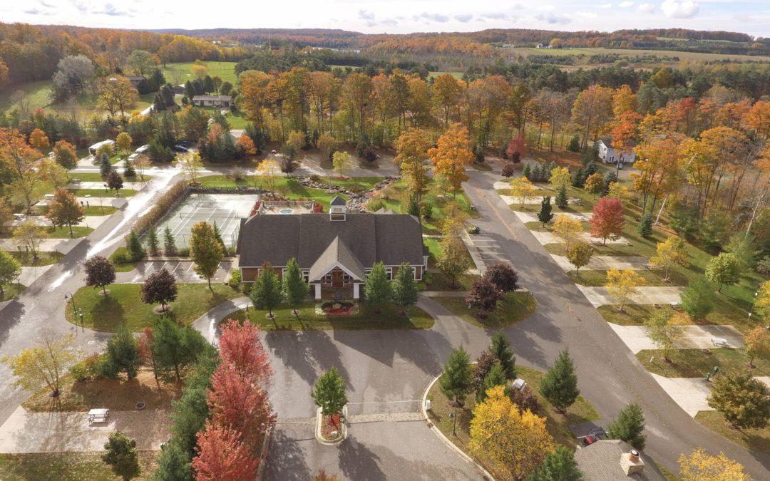 Aerial Drone Photos: RV Park