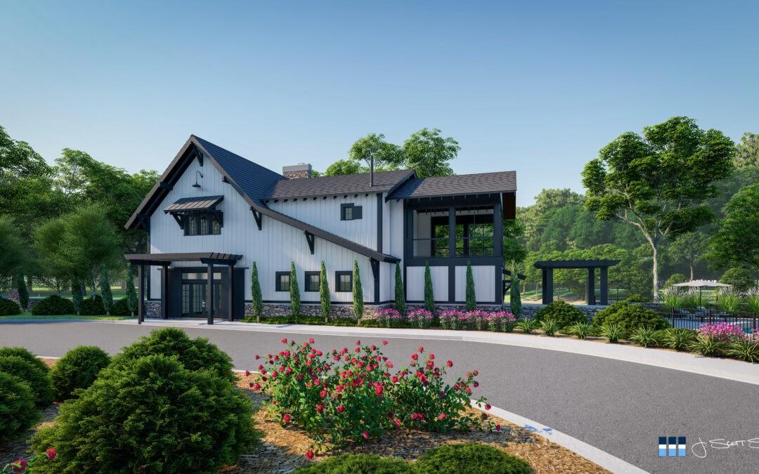 Twelve Parks Clubhouse